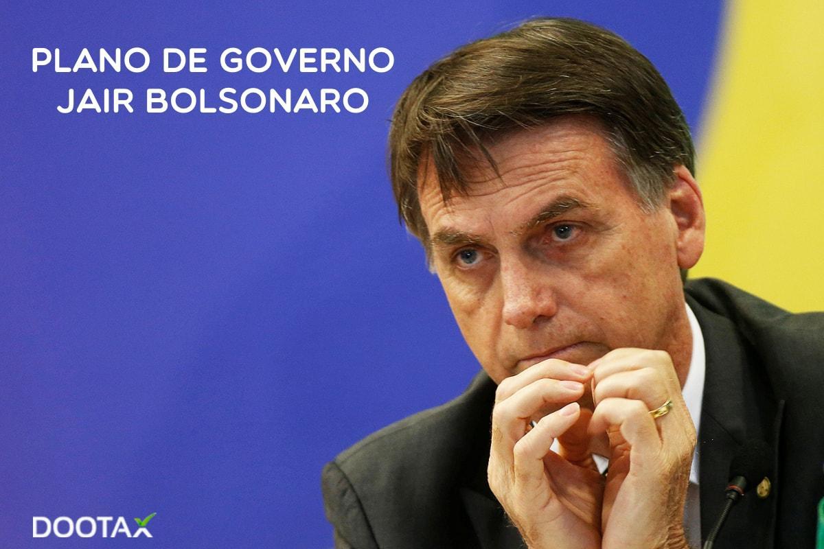 Bolsonaro Presidente – Quais são os planos Fiscais?