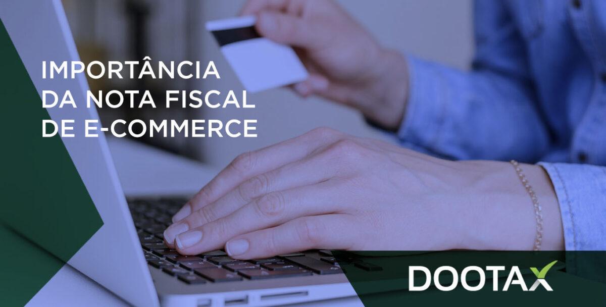 Nota fiscal de e-commerce